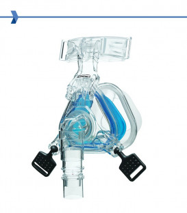 Nasal mask Comfort Gel Blue - Philips Respironics