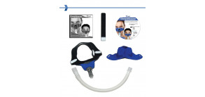 Nasal mask SleepWeaver® Élan Starter Kit by Circadiance