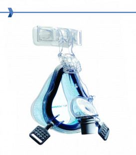 Full face mask Comfort Gel Blue - Philips Respironics