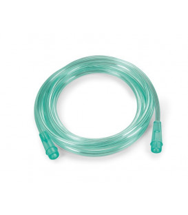 Reinforced extension for cannula female/female - 16,4 ft