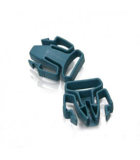 Headgear Clips for Mirage Activa, Mirage Quattro and Ultra Mirage - 10 pk - ResMed