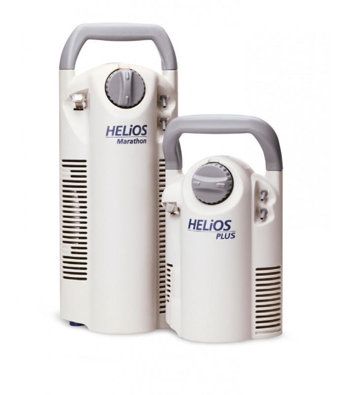 Helios marathon portable oxygen unit, h850 by sequal.