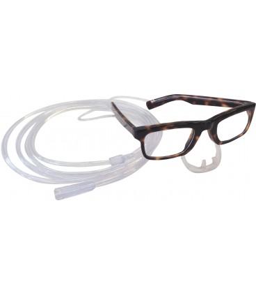 Montatura occhiale + cannula e custodia