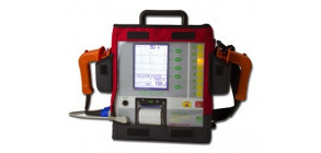 Defibrillator Rescue 230 Biphasic with pacemaker