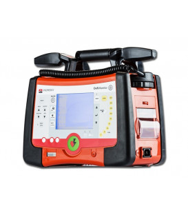 Manual defibrillator Defimonitor XD30 with SpO2 and pacer
