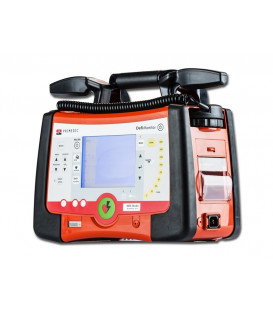 Manual defibrillator + AED Defimonitor XD330 with SpO2 and pacer