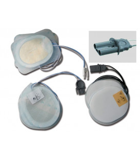 Compatible pads - For AGILENT/PHILIPS defibrillators