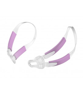 Headgear Resmed Bella™ Pink - per maschera Swift FX per Lei