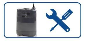 AirSep Focus Accessoires