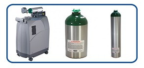 Aids for oxygen tanks