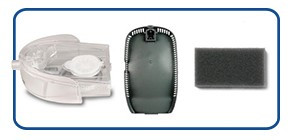 Accessories and parts for CPAP ResMed