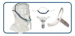 Micro nasal mask parts