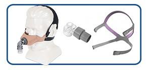 Nasal mask parts