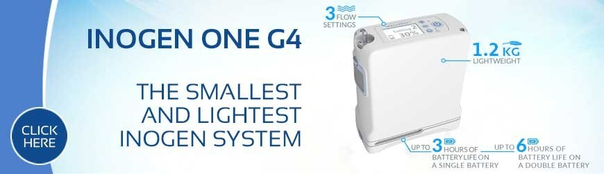 New Inogen One G4